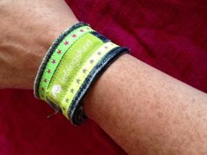 Neues Armband für mich… :)