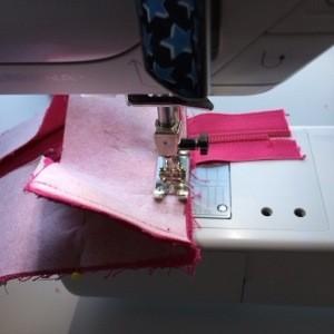 Tag 8 Taschen-Sew-Along #Reißverschlussstreifen
