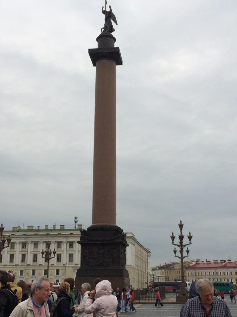 Schlossplatz - Alexandersäule